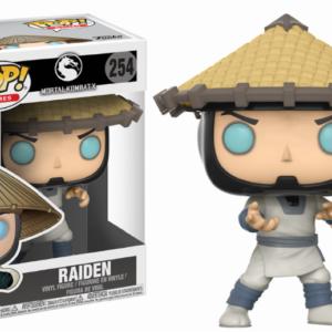 Mortal Kombat - Raiden