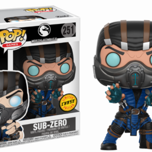 Mortal Kombat - Sub Zero - Chase