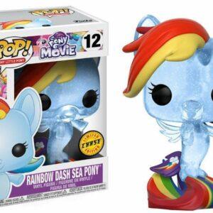 My Little Pony - 12 - Rainbow Dash Sea Pony