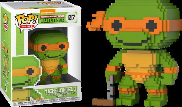 TMNT 8-bit - 07 - Michelangelo