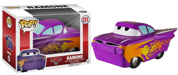 131 - ramone purple