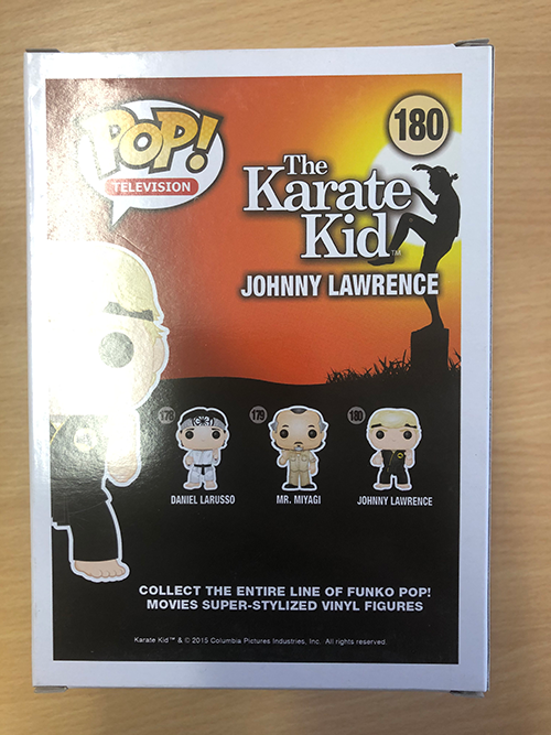 180 - The Karate Kid - Johnny Lawrence Back