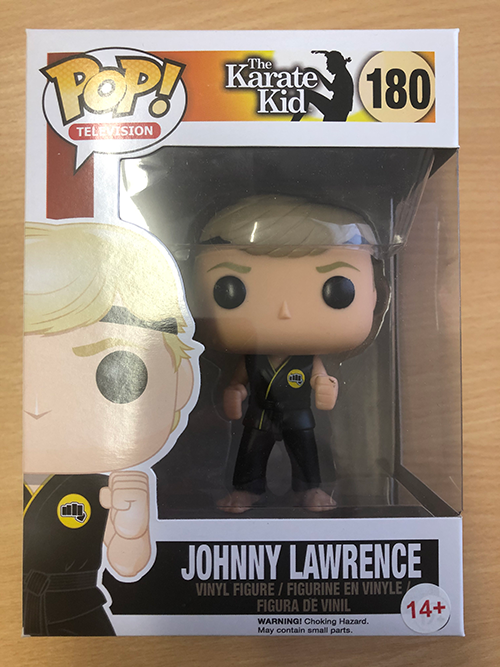 180 - The Karate Kid - Johnny Lawrence