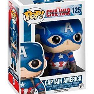 125 - Captain America