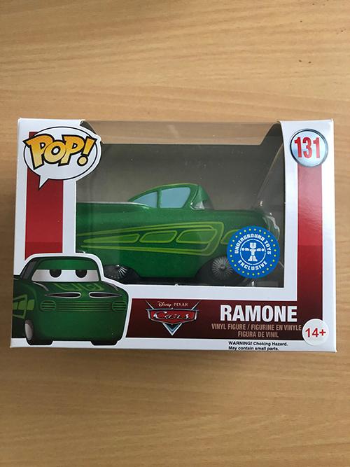 131 - Ramone green