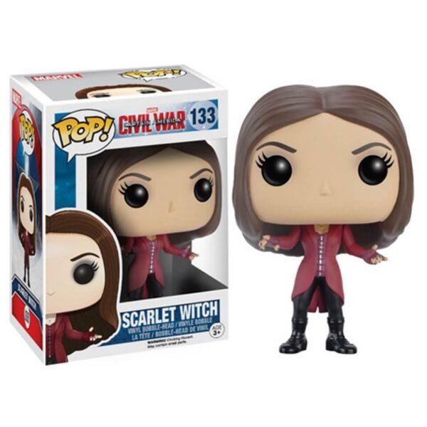 133 - Cpt America Civil War - Scarlet Witch