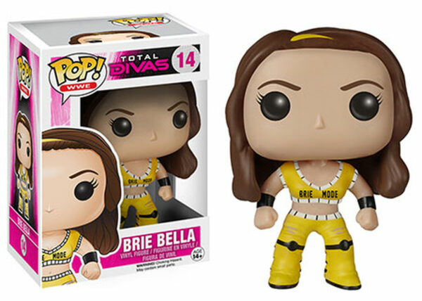 14 - Brie Bella