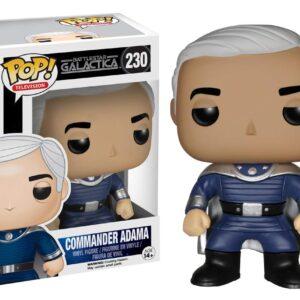 230 - Commander Adama