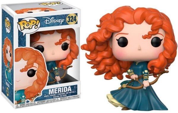 324 - Disney - Merida