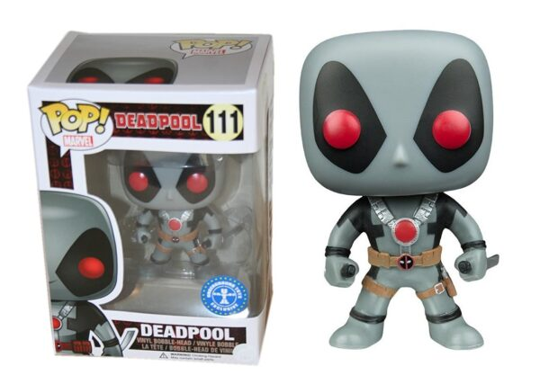 Deadpool - 111 - Deadpool X-Force Two Swords (Special)